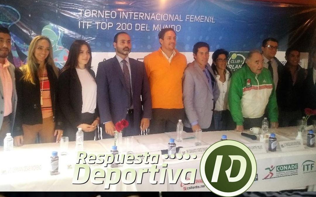 SE REACTIVA EL TENIS PROFESIONAL FEMENIL EN EL CLUB IRLANDÉS DE RAQUETA