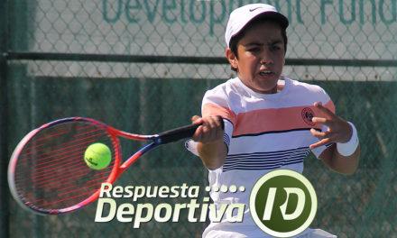 DRAWS 14 AÑOS CAMPEONATO DE MÉXICO: LUIS CARLOS ÁLVAREZ POR LA CHICA