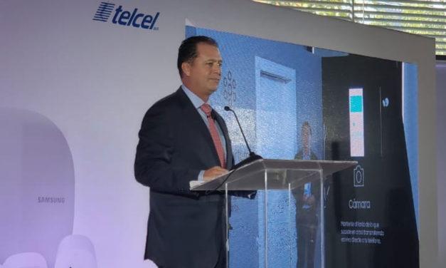 JORGE RENDÓN NOTABLE EN EL MUNDO DE LA TELEFONÍA, SIN PERDER SU ESPÍRITU TENÍSTICO
