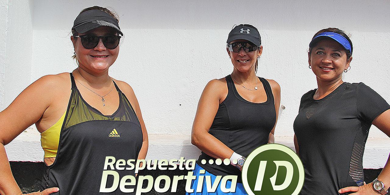 GALERIA DAMAS MINI COPA:  AL CALOR DE LAS BATALLAS