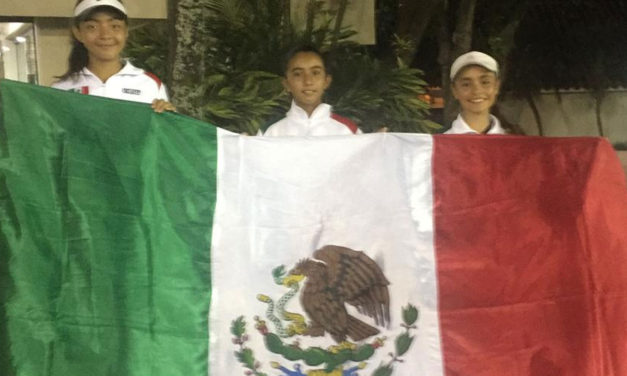 COSAT 12 AÑOS : MÉXICO VENCIÓ A ARGENTINA EN DAMAS