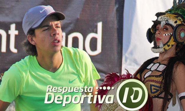 CAMPEONATO DE MEXICO: SEBASTIÁN CARBAJAL SE APLICÓ EN BATALLA CARDIACA