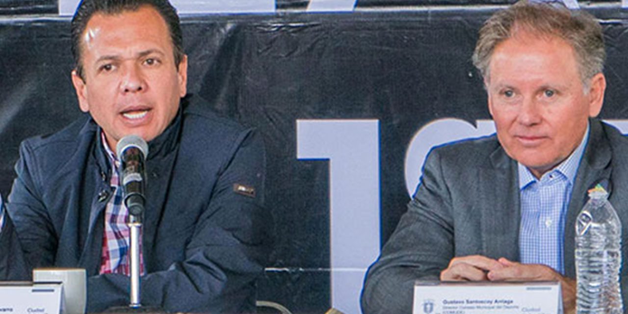 GUSTAVO SANTOSCOY FUE RATIFICADO AL FRENTE DE COMUDE ZAPOPAN