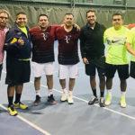 Hacienda Tlalpan se consolida en el liderato del Torneo Interempresarial