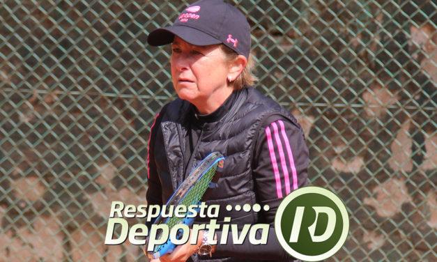 RESPUESTA DEPORTIVA: VETERANOS CLUB REFORMA 2018; BLANCA ROSADO EN GRÁFICA