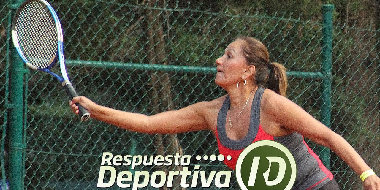 RESPUESTA DEPORTIVA: VETERANOS CLUB REFORMA 2018; REGINA RANGEL