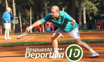 RESPUESTA DEPORTIVA: VETERANOS CLUB REFORMA 2018; JULIAN GARRIDO EN GRÁFICA