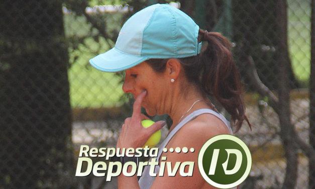 RESPUESTA DEPORTIVA: VETERANOS CLUB REFORMA 2018;  MARIA DEL CARMEN GUTIÉRREZ TOPETE EN GRÁFICA