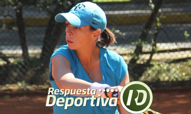 RESPUESTA DEPORTIVA: VETERANOS CLUB REFORMA 2018; MARÍA ANDREA ANGELES EN GRÁFICA