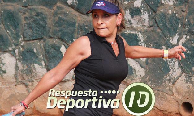 RESPUESTA DEPORTIVA: VETERANOS CLUB REFORMA 2018; DOLORES CHAYA EN GRÁFICA