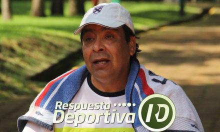 RESPUESTA DEPORTIVA: VETERANOS CLUB REFORMA 2018; JUAN-MANUEL PÉREZ EN GRÁFICA