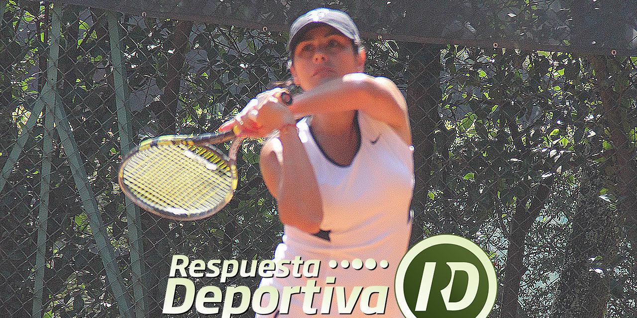 RESPUESTA DEPORTIVA: VETERANOS CLUB REFORMA 2018; LUZ MARÍA REBOLLO EN GRÁFICA