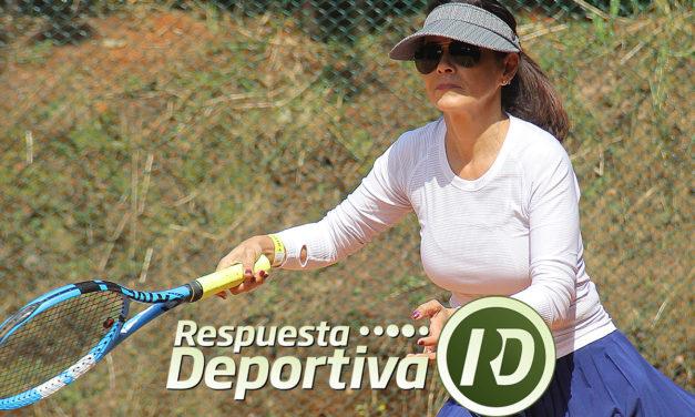 RESPUESTA DEPORTIVA: VETERANOS CLUB REFORMA 2018;  LILIANA ORDOÑEZ EN GRÁFICA