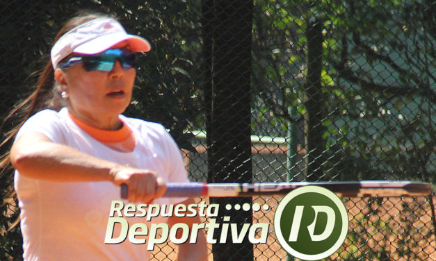 RESPUESTA DEPORTIVA: VETERANOS CLUB REFORMA 2018; PATY NAVARRETE