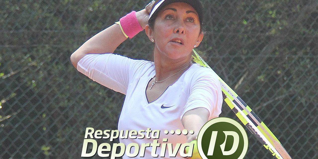 RESPUESTA DEPORTIVA: VETERANOS CLUB REFORMA 2018;  MARIELA PÉREZ DE TEJEDA EN GRÁFICA