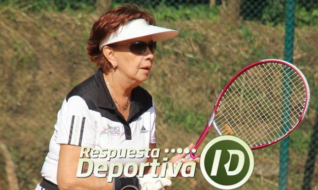 RESPUESTA DEPORTIVA: VETERANOS CLUB REFORMA 2018;  LUCERO QUESNEL