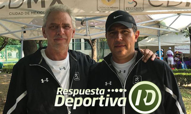 RESPUESTA DEPORTIVA RECONOCE TU ESFUERZO 82: ARMANDO VEGA