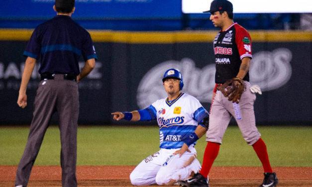 Charros cae en extra innings ante Venados y se empata Serie.