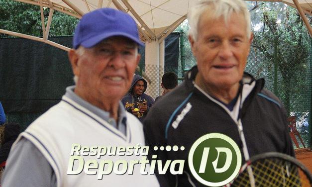 RESPUESTA DEPORTIVA: VETERANOS CLUB REFORMA 2018; BENITO SALGADO EN GRÁFICA