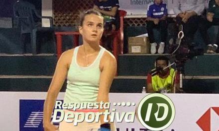 COPA YUCATÁN RESULTADOS: CLARA BUREL, PRIMERA FIGURA MUNDIAL SE ABRE PASO