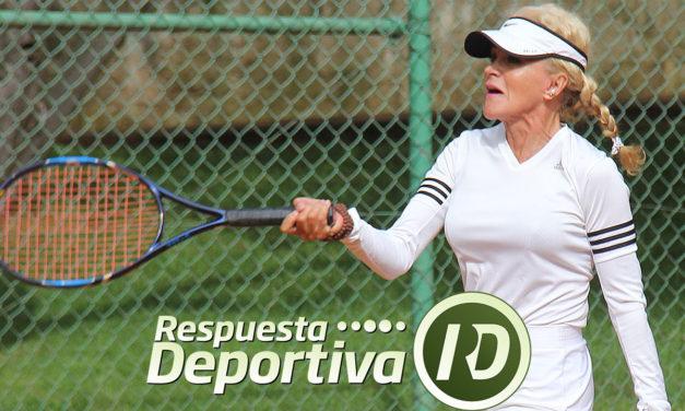 RESPUESTA DEPORTIVA: VETERANOS CLUB REFORMA 2018; GLORIA DE ANDA EN GRÁFICA