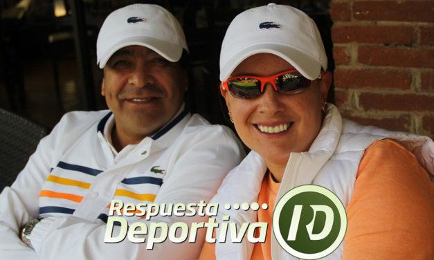 VETERANOS CLUB REFORMA 2018: DRAWS SINGLES NACIONAL; JUAN MANUEL PÉREZ EN LA FINAL APOYADO POR SU BELLA ESPOSA