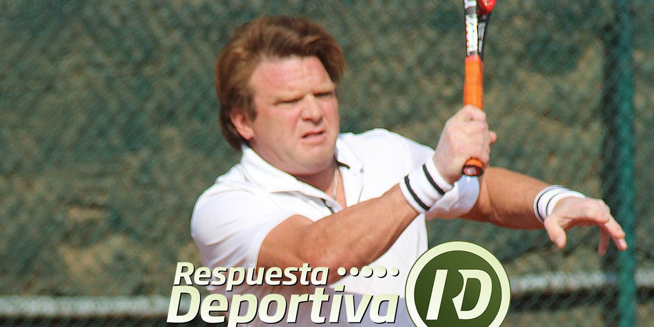 RESPUESTA DEPORTIVA: VETERANOS CLUB REFORMA 2018; MICHAEL FAHEY EN GRÁFICA