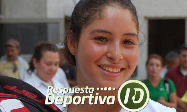 TUNEL DEL TIEMPO: NACIONAL MONTERREY 2011;  PAOLA DIAZ