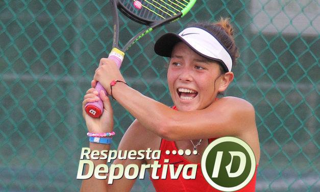 LIZETTE REDING EN TERCERA RONDA DEL ITF DE PUERTO RICO