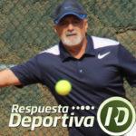 VETERANOS CLUB REFORMA 2018: DRAWS DOBLES ITF; SAÚL ARAUZO SIEMPRE EN LA JUGADA