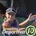 VIVIANA GÓMEZ RESPONDE EN EL II NACIONAL DE MONTERREY AL PASAR A CUARTOS DE FINAL