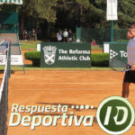 VETERANOS CLUB REFORMA 2018: DRAWS DOBLES ITF