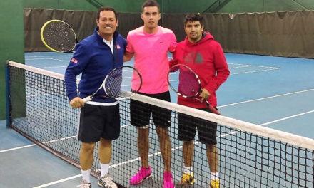 Madrugadores le pegó a Hacienda Tlalpan en el Torneo Interempresarial de Tenis