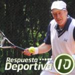 VETERANOS CLUB REFORMA 2018: DRAWS NACIONAL; JORGE FARCA CUMPLIÓ AL LLEGAR A LA FINAL