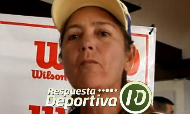 EL YAQUI: GABRIELA ACEVES DEMANDA MAYOR DIFUSIÓN AL TENIS