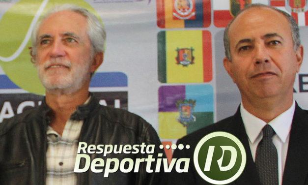 EL YAQUI: PACO GIL, PRESIDENTE DEL CONSEJO DIRECTIVO AGARRÓ GUSTO POR EL TENIS, PERO YA SE VA