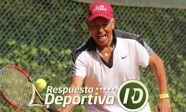 VETERANOS CLUB REFORMA 2018: TACHO RAMÍREZ SORPRENDIÓ A ARMANDO TRIGO