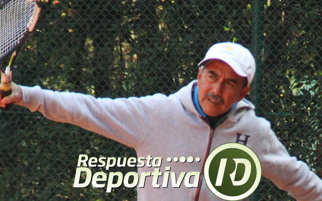 RESPUESTA DEPORTIVA: VETERANOS CLUB REFORMA 2018; ADRIAN RAYA