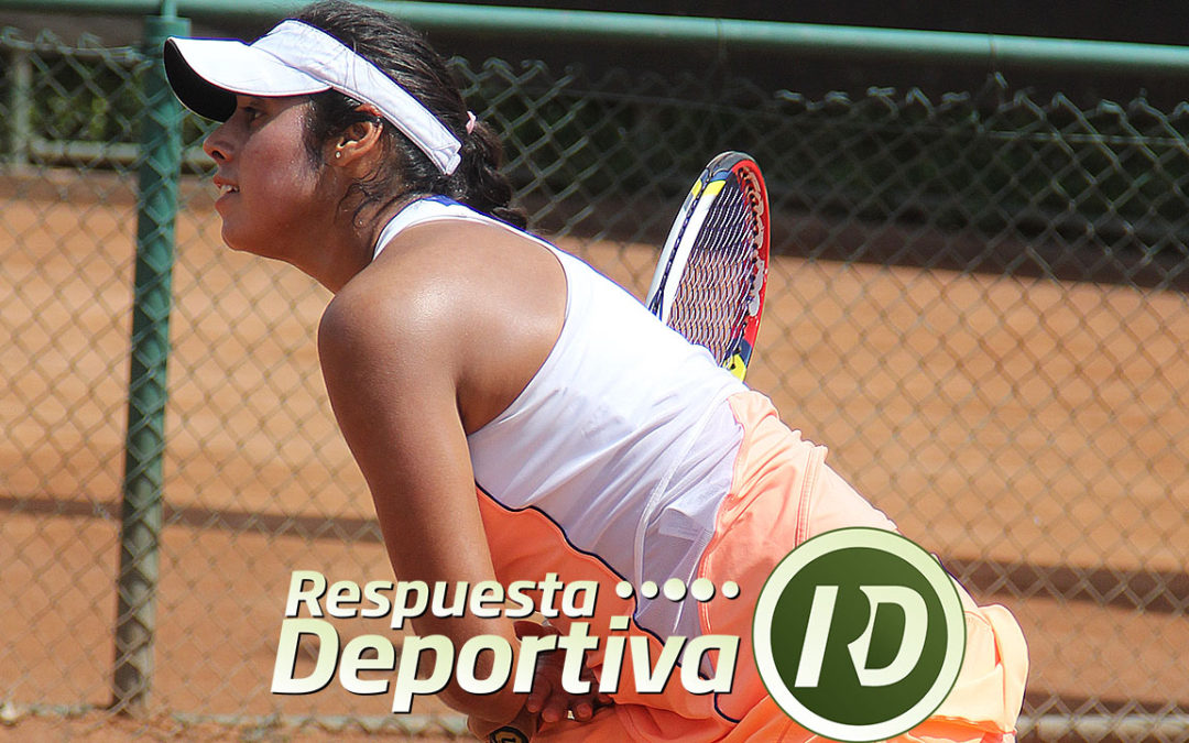 PUERTA DE HIERRO: JALISCO JUNIOR CUP 2014; ANA LUISA PEREZ