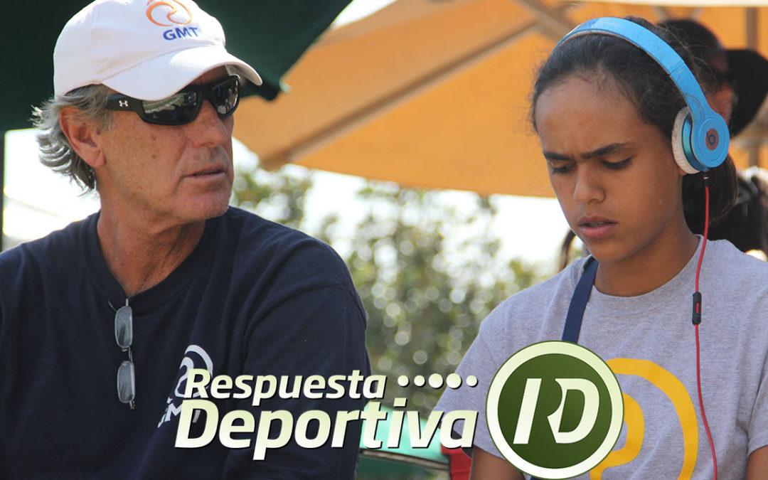 PUERTA DE HIERRO: JALISCO JUNIOR CUP 2014; MARÍA JOSÉ PORTILLO