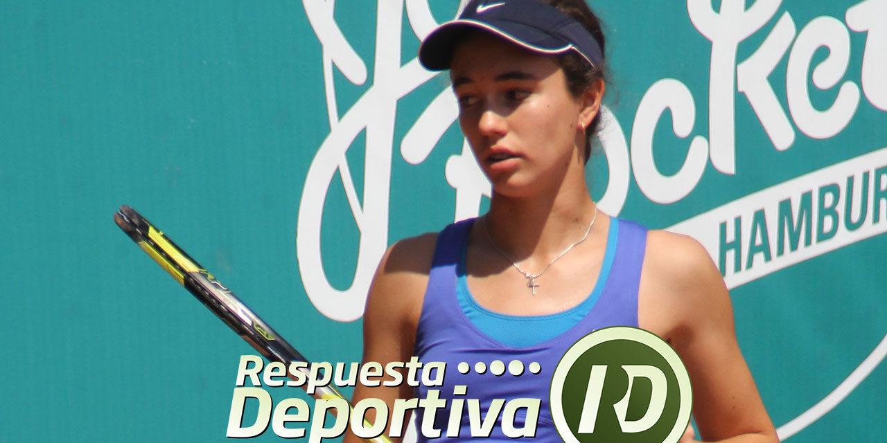 PUERTA DE HIERRO: JALISCO JUNIOR CUP 2014; DANIELA MORALES