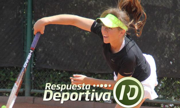 PUERTA DE HIERRO: JALISCO JUNIOR CUP 2014; DULCE SAMPIERI