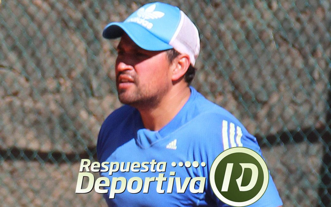RESPUESTA DEPORTIVA: VETERANOS CLUB REFORMA 2018; MICHAEL SAENZ