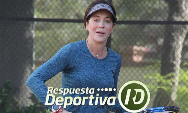 ZAPOPAN CAPITAL DEL TENIS: PROTAGONISTA FIN DE PUERTA DE HIERRO; ESTELLA ÁLVAREZ