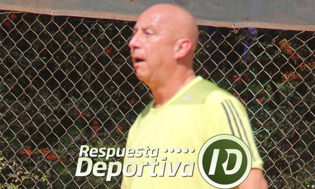 RESPUESTA DEPORTIVA: VETERANOS CLUB REFORMA 2018; FERNANDO SALAZAR
