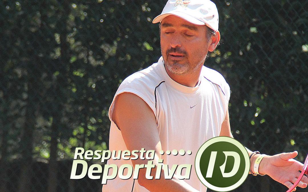 RESPUESTA DEPORTIVA: VETERANOS CLUB REFORMA 2018; LUIS TISCAREÑO