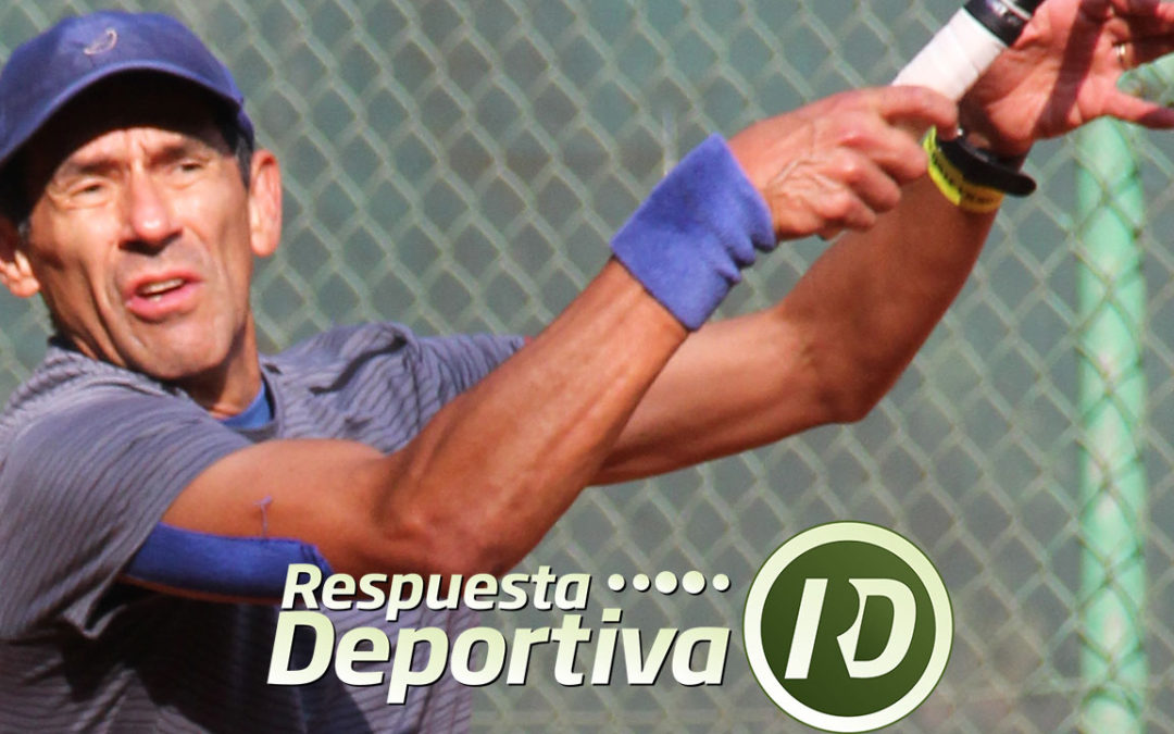 RESPUESTA DEPORTIVA: VETERANOS CLUB REFORMA 2018; HENRY LEAL