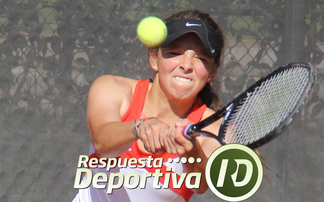 PUERTA DE HIERRO: JALISCO JUNIOR CUP 2014; REGINA ESPINDOLA