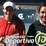 CLUB EL YAQUI: ADRIANA GUZMÁN SE LLEVA PARA EL ESTADO DE MÉXICO EL CETRO DEL NACIONAL ABIERTO