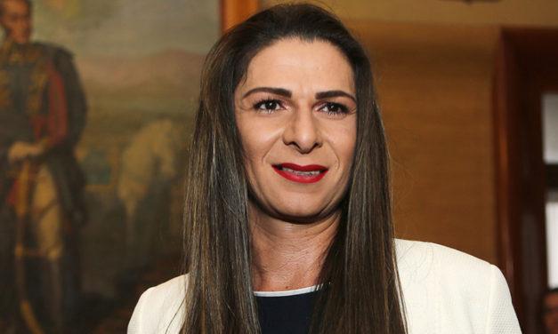 ANA GABRIELA GUEVARA SUSTITUYÓ A ALFREDO CASTILLO COMO TITULAR DE LA CONADE